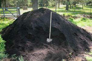 готовое удобрение компост