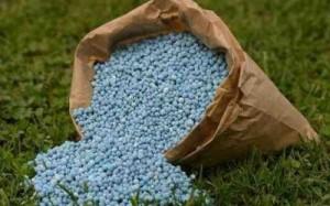 минеральные удобрения и внесение удобрений