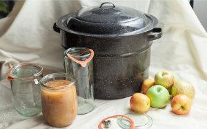 Приготовление яблочного варенья и яблочного джема это легко и вкусно!